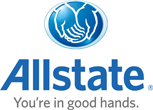Allstate Logo, You're in Good Hands.