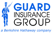 Guard Insurance Group Logo, A Berkshire Hathaway Company