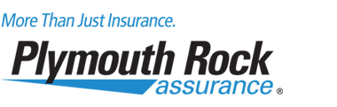 Plymouth Rock Assurance Logo, More Than Just Insurance.