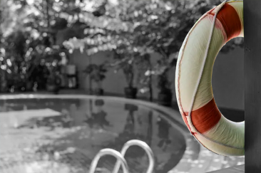 Life preserver for pool safety